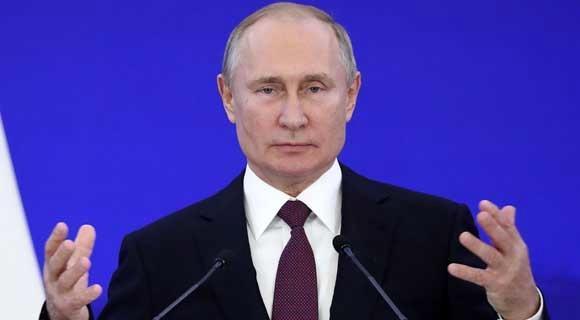 برکناری 11 ژنرال روسی به دستور پوتین
