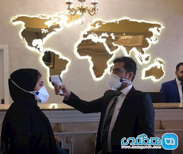 اثبات میهمان نوازی هتل های ایران در شرایط بحرانی