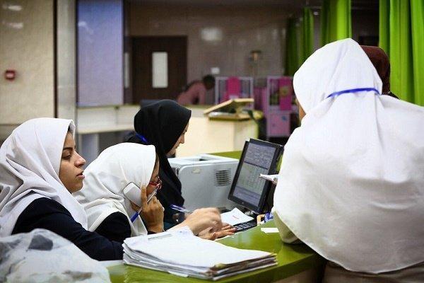 حیدرزاده: آزمون صلاحیت حرفه ای پرستارن لغو شد