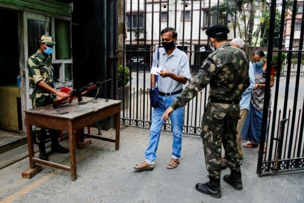 درگیری خشونت بار در ایالت بنگال غربی هند، 9 تن کشته و زخمی شدند